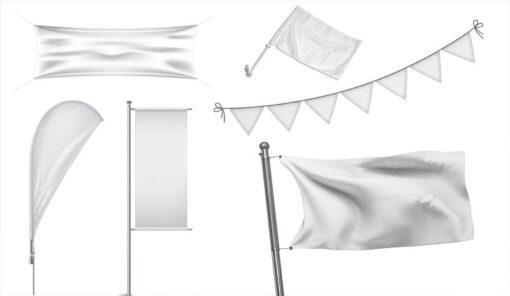 דגלים מודפסים