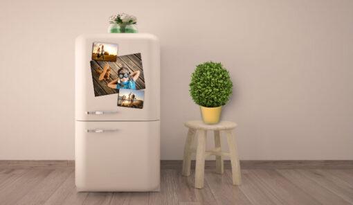 מגנט ענק למקרר