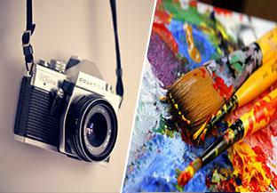 אמנים וצלמים