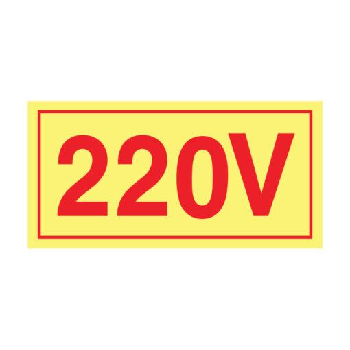 שלט 220V