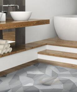 שטיח מודפס לאמבטיה