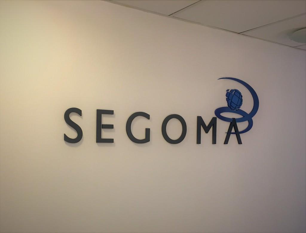 אותיות בולטות SEGOMA