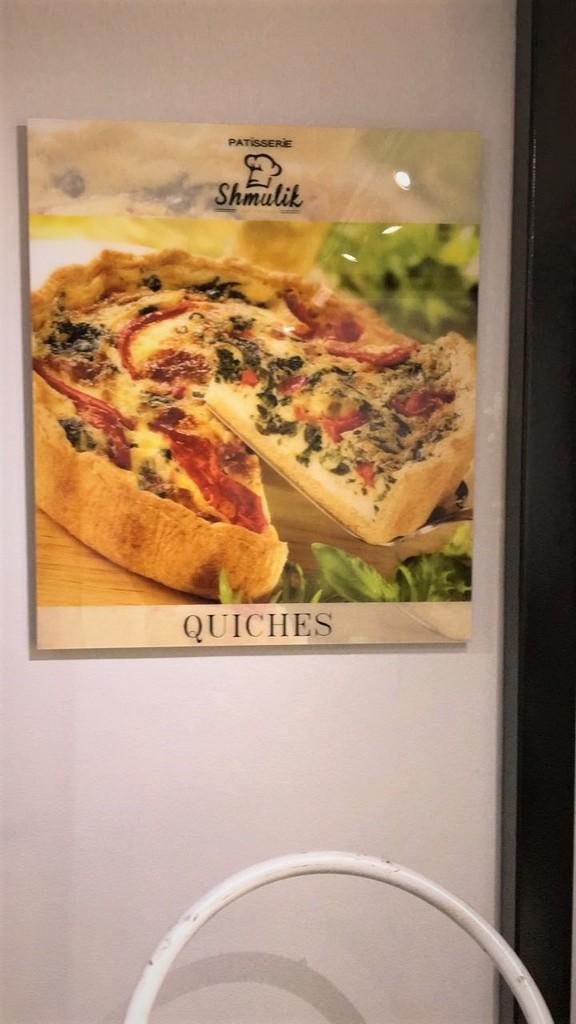הדפסה על פרספקס מסעדה