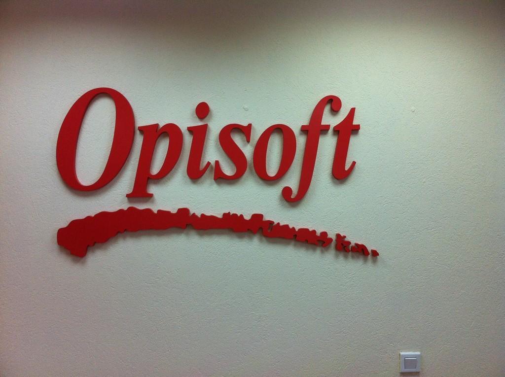 אותיות בולטות OPISOFT