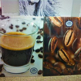 הדפסה על קנבס קפה לנדוור