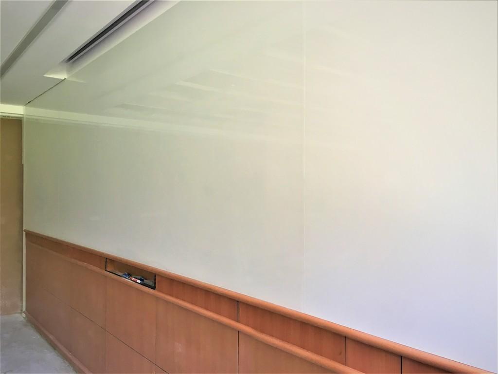לוח מחיק זכוכית מכון ויצמן