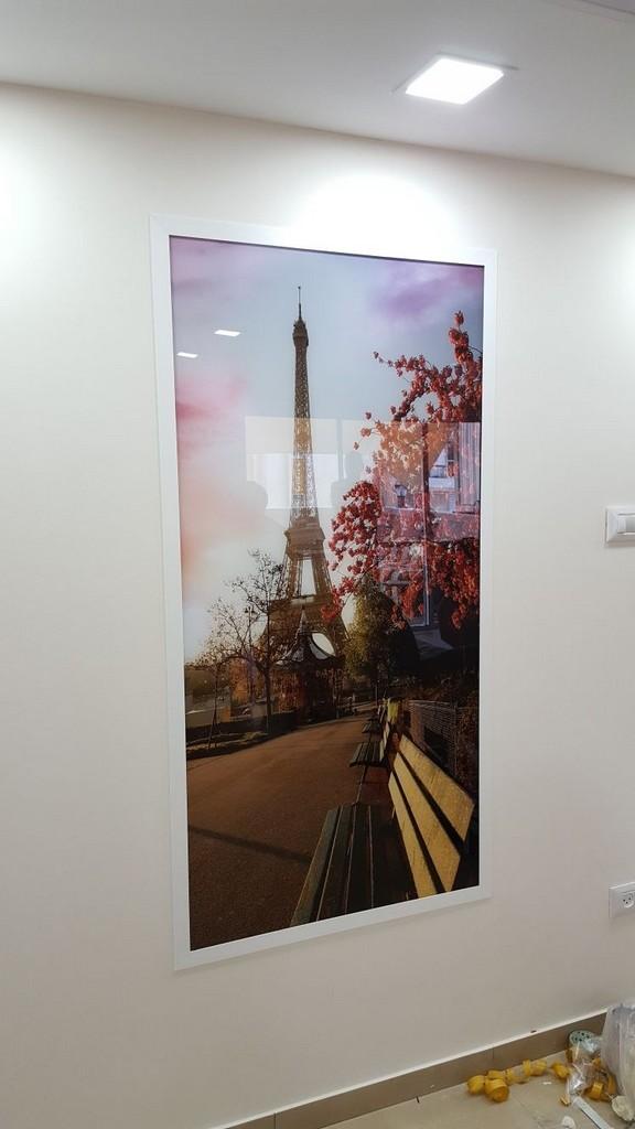 נישה מוארת פריז