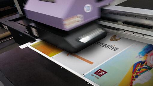הדפסה ישירה על PVC