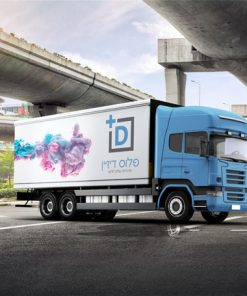 הדפסה למשאיות