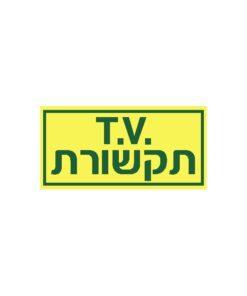 שלט תקשורת TV