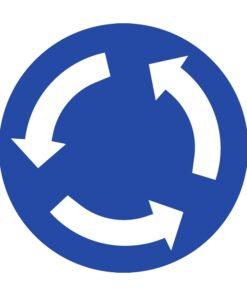 תמרור מעגל תנועה