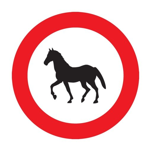 תמרור אסורה הכניסה לבעלי חיים