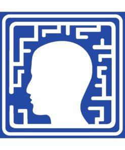 הסמל לשירות נגיש, לאנשים עם מוגבלויות שכלית, נפשית, תקשורתית ולקויות למידה