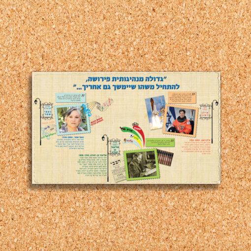 פלקט פורצי דרך ישראליים