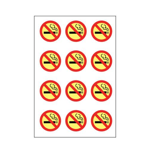 מדבקות אסור לעשן
