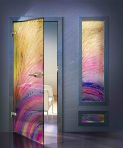 דלתות זכוכית