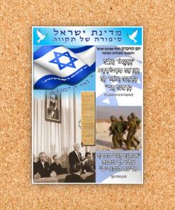 פלקט ישראל ספורה של תקווה