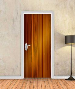טפט לדלת עץ גולש