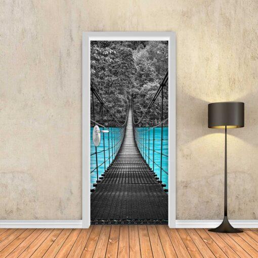 טפט לדלת גשר צר