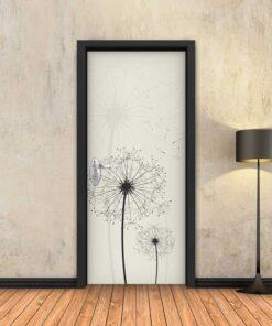 טפט לדלת שינן ברוח