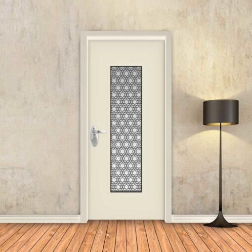 טפט לדלת שמנת משרבייה