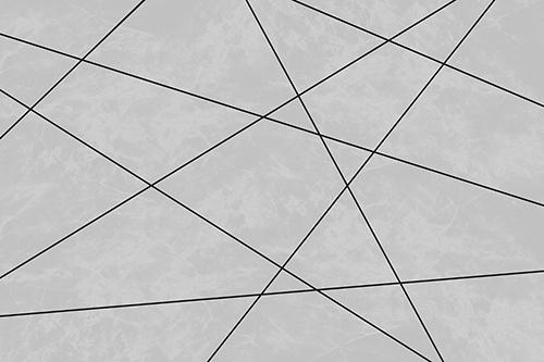 טפט גאומטרי אפור שחור